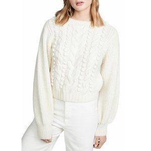 Eleven Six Charlotte Alpaca Wool Blend Sweater S